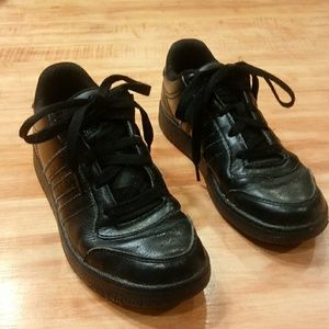 Adidas Supercup Low Basketball Sneakers Black Unis